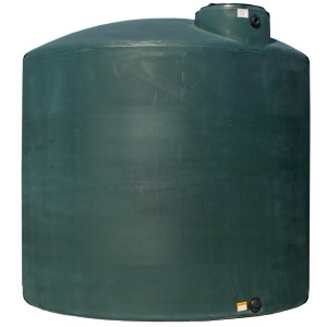 2000 Gallon Norwesco Plastic Potable Water Storage Tank