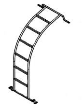 Ladder for Elliptical Leg Tank 2635/3135
