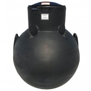 200 Gallon Plastic Septic Pump Tank (Austin TX)
