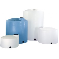 San Antonio TX Vertical Storage Tanks