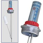 120 Gal Stainless Steel Level Indicator