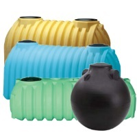 Norwesco Underground Plastic Septic Tanks