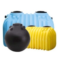 Polyethylene Septic Tanks For Sale