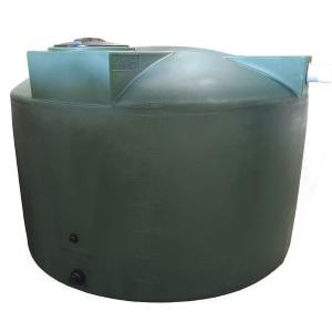 1500 Gallon Bushman (Formerly Poly-Mart) Rain Harvesting Tank