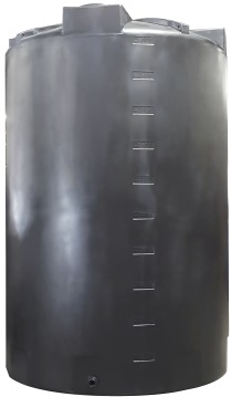 5000 Gallon Bushman (Formerly Poly-Mart) Plastic Water Storage Tank