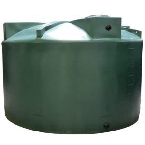 5000 Gallon Bushman (Formerly Poly-Mart) Plastic Water Storage Tank