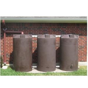 150 Gallon Bushman (Formerly Poly-Mart) Plastic Water Storage Tank