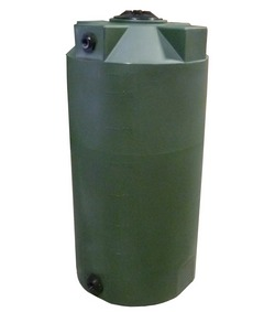 150 Gallon Poly-Mart Plastic Water Storage Tank
