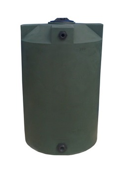200 Gallon Bushman (Formerly Poly-Mart) Plastic Water Storage Tank