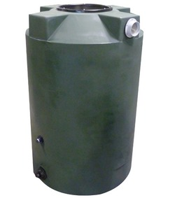 200 Gallon Bushman (Formerly Poly-Mart) Rain Harvesting Tank