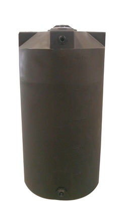 250 Gallon Bushman (Formerly Poly-Mart) Plastic Water Storage Tank
