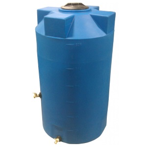 125 Gallon Bushman (Formerly Poly-Mart) Emergency Water Storage Tank