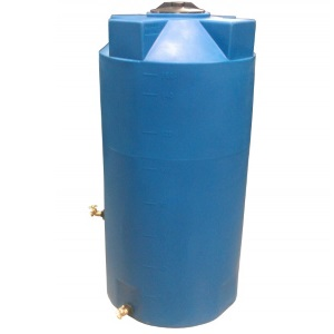 150 Gallon Bushman (Formerly Poly-Mart) Emergency Water Storage Tank