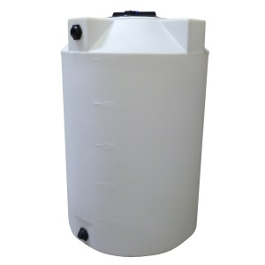 500 Gallon Vertical Plastic Storage Tank