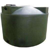 1500 Gallon Bushman (Formerly Poly-Mart) Plastic Water Storage Tank