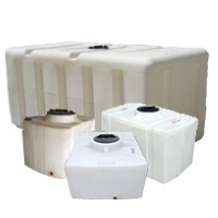 Portable Plastic Water Storage Tanks