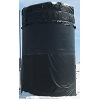 500 Gallon Vertical Tank Heater