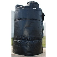 2100 Gallon Vertical Tank Heater