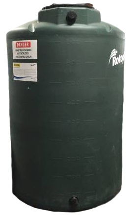 1000 Gallon Rotoplas Tri-Layer AquaTech Water Tank  sc 1 st  Plastic Mart & Rotoplas 1000 Gallon Tri-Layer Water Tank 590295 590294