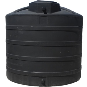 2500 Gallon Water Storage Tank (Green Tanks Ships Within 7 Days)