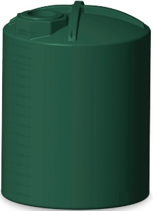 3500 Gallon Sunshield Water Storage Tank Plastic Mart