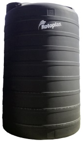 5100 Gal Rotoplas AquaTech Potable Plastic Water Storage Tank | Note: (Only Green Ships In 48 Hours)