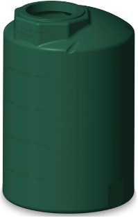 500 Gallon Rotoplas Tri-Layer AquaTech Water Storage Tank | Note: (Only Green Ships In 48 Hours)