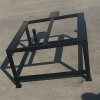 Steel Stand for 330 Gallon Tank