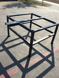 Steel Stand for 550 Gallon Tank