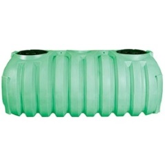 750 Gallon 1 Compartment NexGen Septic Tank (Loose Plumbing)