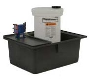 250 Gallon Chemical Feed Station