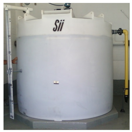 10000 Gallon Double Wall Tank Snyder 100660045