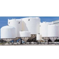 Snyder Cone Bottom Tanks