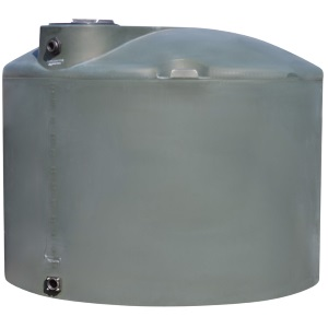 5000 Gal Green Plastic Water Storage Tank
