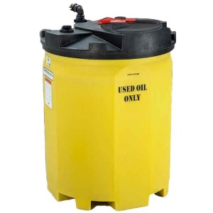 360 Gallon Double Wall Waste Oil Tank