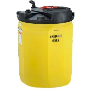 120 Gallon Double Wall Waste Oil Tank