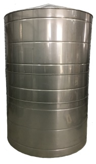 1000 Gallon Stainless Steel Water Tank