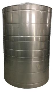 1000 Gallon Stainless Steel Rain Water Tank
