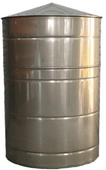 200 Gallon Stainless Steel Rain Water Tank