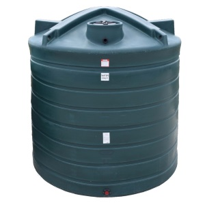 3060 Gallon Plastic Water Storage Tank