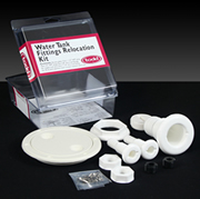 Fitting Relocation Kit for Marine / RV Water Tanks (Texas)