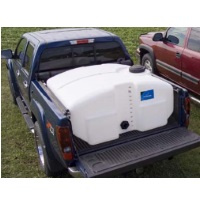 Truck Bed Plastic Water Tanks