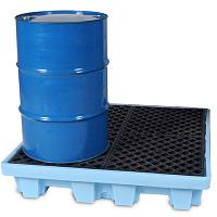 Fluorinated Spill Containment Pallets