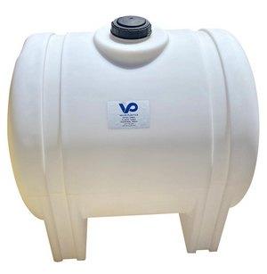 150 Gallon Valor Plastics Horizontal Leg Tank