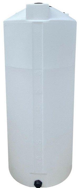 """75 Gallon Valor Plastics Vertical Liquid Storage Tank 23"""" dia"""