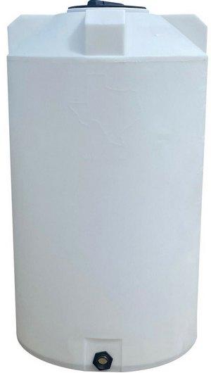 525 Gallon Valor Plastics Vertical Liquid Storage Tank