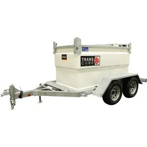 483 Gal Mobile Refueler- Gas/Diesel