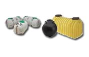 plastic septic tanks