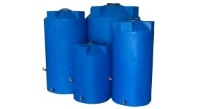 Emergency water tanks