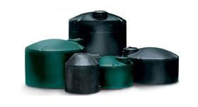 North Dakota polyethylene tanks